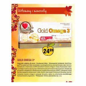 nasza oferta gold omega 3