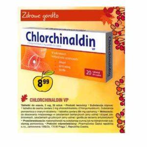 nasza oferta chlorchindaldin